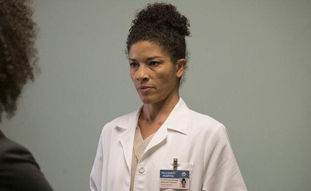 Klea Scott Grey's Anatomy (ABC/Byron Cohen)