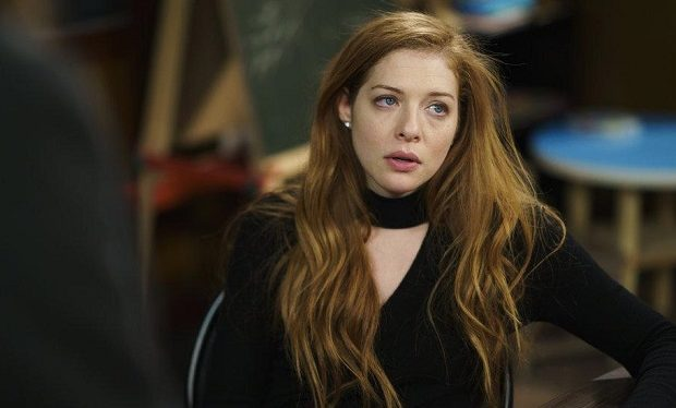 Rachelle Lefevre as Nadine Le Doux -- (Photo by: Michael Parmelee/NBC)