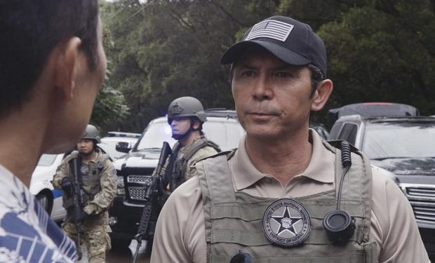 Lou Diamond Phillips Hawaii Five 0 CBS