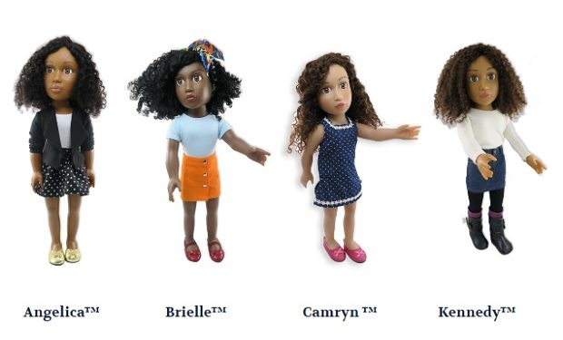 Naturally Perfect Dolls