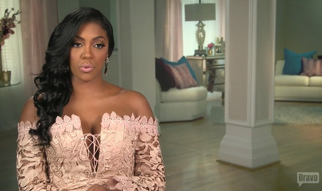 Porsha williams takes good hair pills twice a day for Reely hooked fish dip