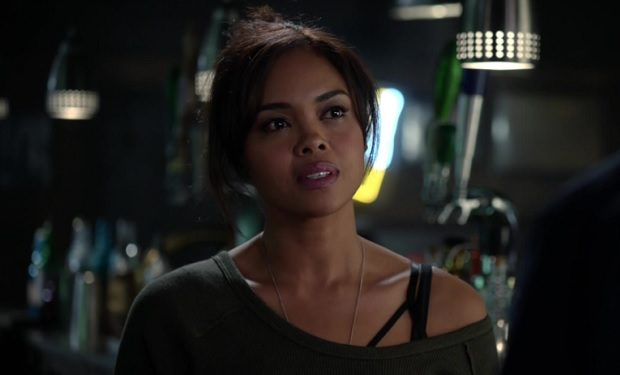 Sharon Leal Supergirl CW