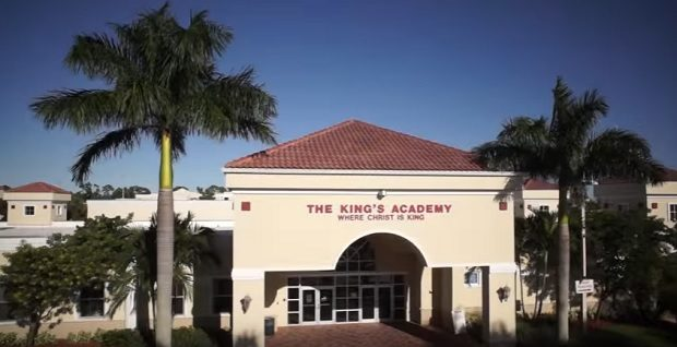 The Kings Acacdemy, YouTube video