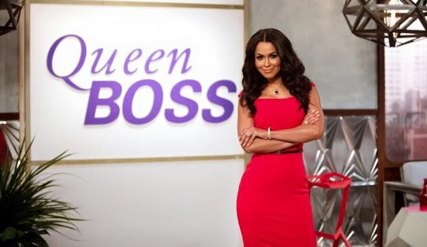 Tracey Edmonds Queen Boss Centric TV