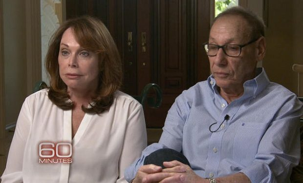 Shirley and Art Sotloff CBS NEWS