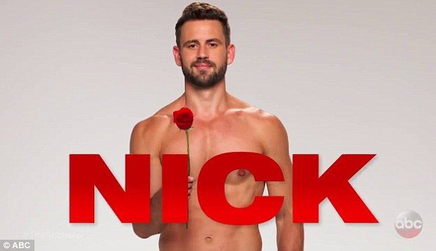 Nick Viall, The Bachelor, Season 21 ABC