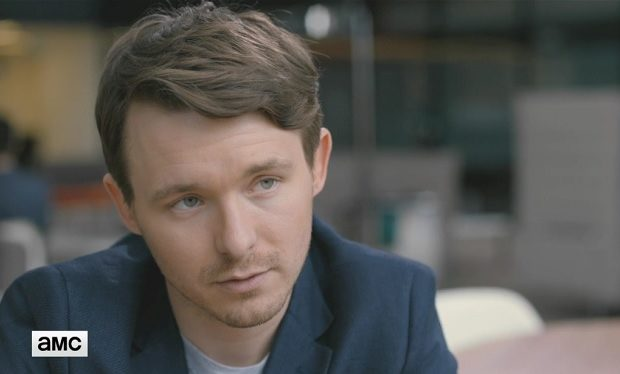 Marshall Allman on Humans AMC