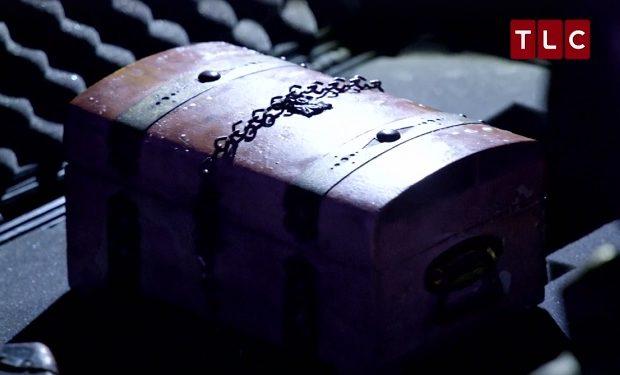 Dybbek Paranormal Lockdown TLC
