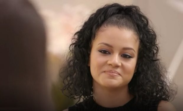Gabby on K Michelle VH1