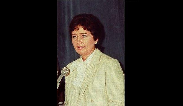 English: Anne M. Gorsuch, Administrator of EPA
