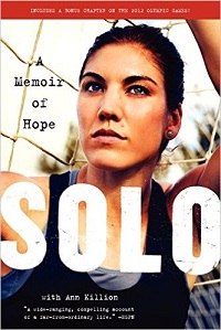 Hope Solo book