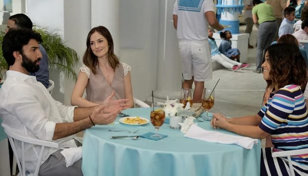 Jane the virgin, Justin Baldoni Minka Kelly