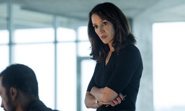 Jennifer Beals Taken Photo by: Christos Kalohoridis/NBC)