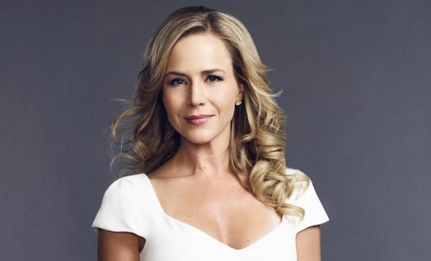 Julie Benz Training Day CBS