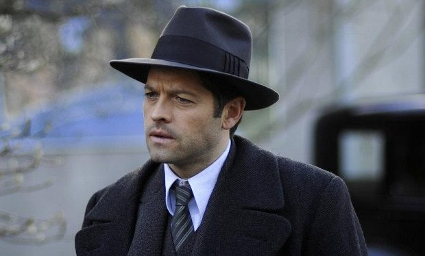 Misha Collins as Eliot Ness -- (Photo by: Sergei Bachlakov/NBC)