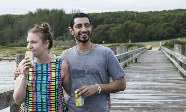 Riz Ahmed Lena Dunham GIRLS HBO