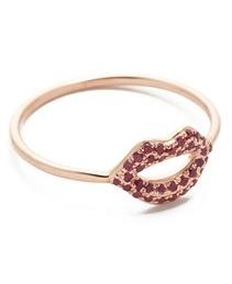 Sydney Evan Lip Ring