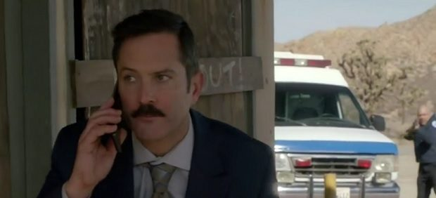 Thomas Lennon on Lethal Weapon