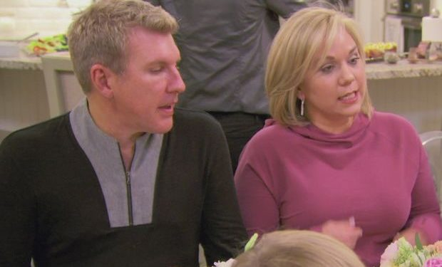Todd and Julie Chrisley USA network