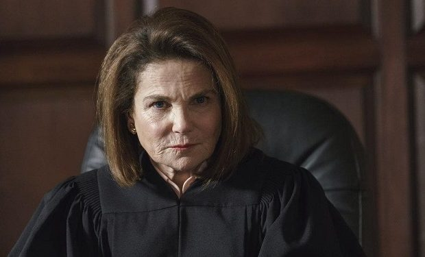 Tovah Feldshuh as Judge Danielle Melnick -- (Photo by: Parrish Lewis/NBC)