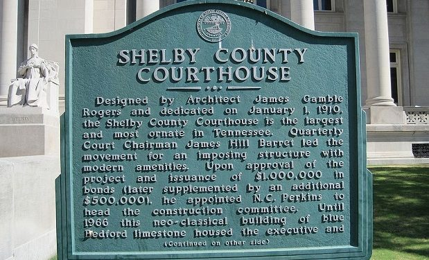 Shelby courthouse