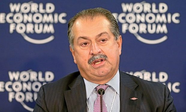 Dow CEO Liveris