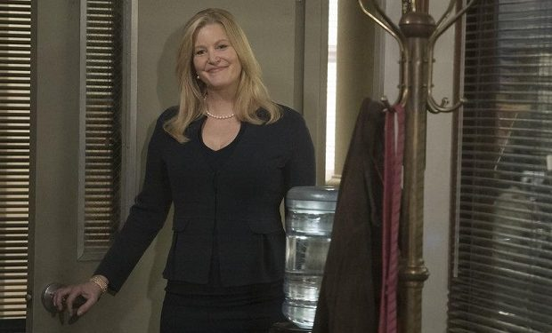 Anna Gunn as Julia Ayres -- (Photo by: Peter Kramer/NBC)