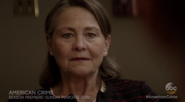 Cherry Jones American Crime ABC