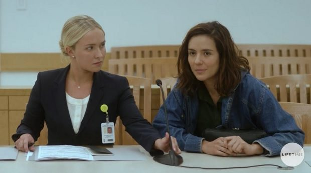 Hayden Panettiere, Catalina Sandino Moreno, in Custody Lifetime