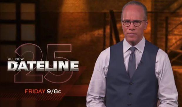 Dateline Lester Holt NBC
