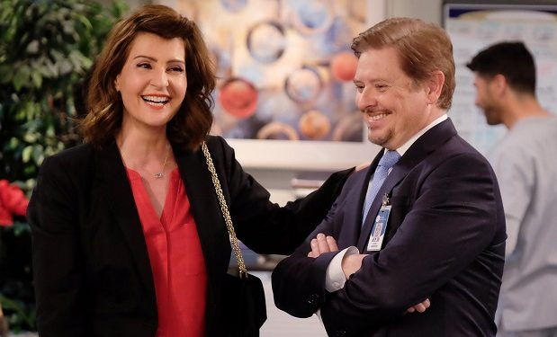 ABC/John Fleenor) NIA VARDALOS, DAVE FOLEY