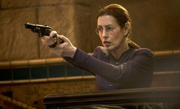 Gina Mckee as Jane -- (Photo by: David Lukacs/NBC)