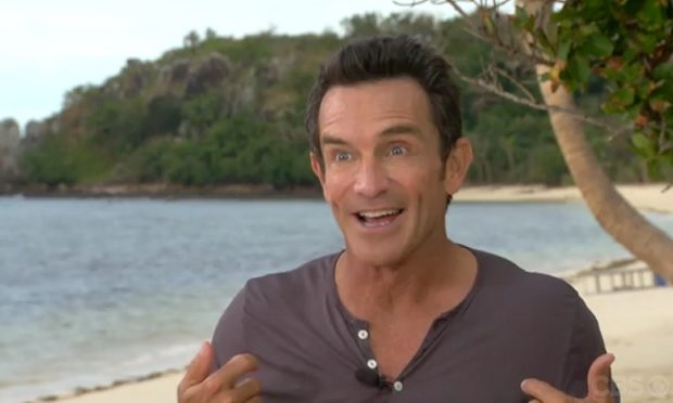 Jeff Probst Survivor 34 Game Changers CBS