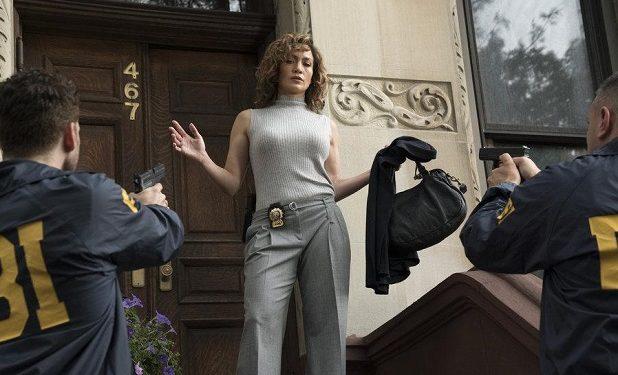 Jennifer Lopez Shades of Blue NBC Peter Kramer