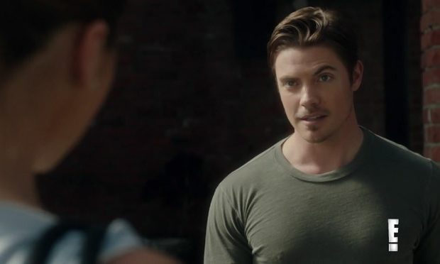 Josh Henderson The Arrangement E!