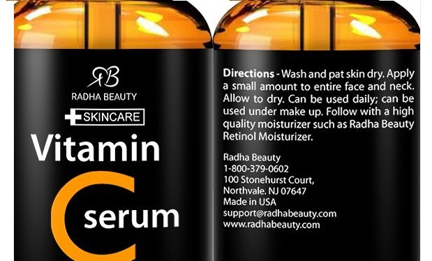Radha Beauty Vitamin C Skin Serum