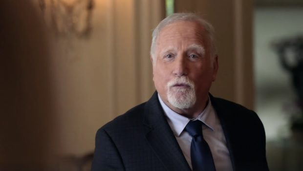 Richard Dreyfuss Shots Fired FOX