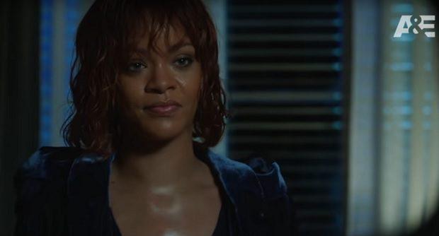 Rihanna bates Motel A&E