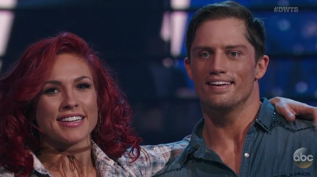 Sharna and Bonner up close