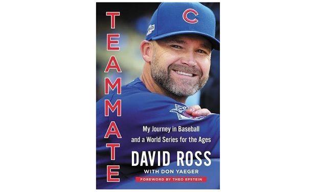 David Ross Teammate book