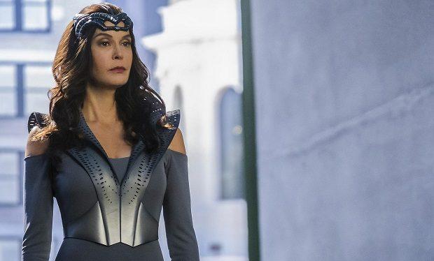 Teri Hatcher Supergirl, Robert Falcolner, CW