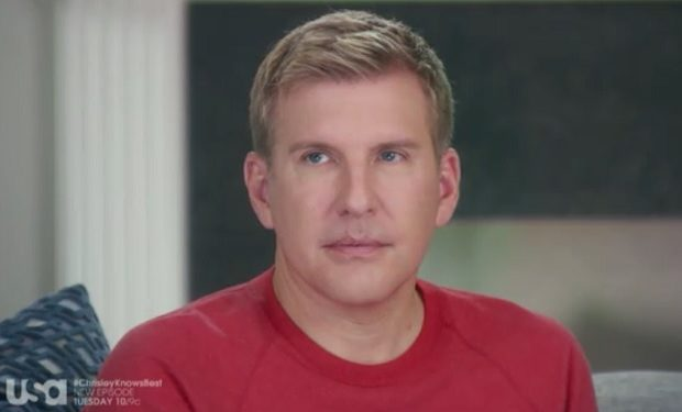 Todd Chrisley USA Network