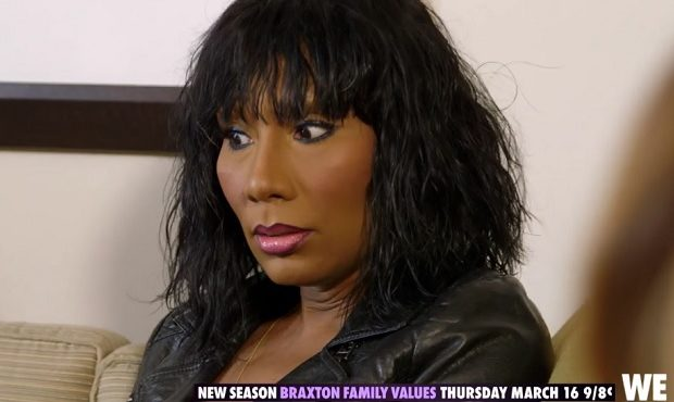 Towanda Braxton, Braxton Family Values, WE photo