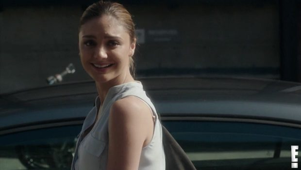 Christine Evangelista The Arrangement E!
