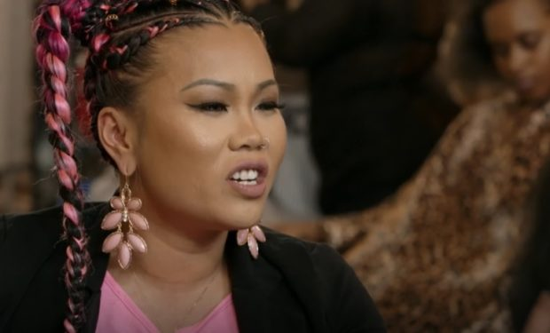 Lovely Mimi LHHATL VH1