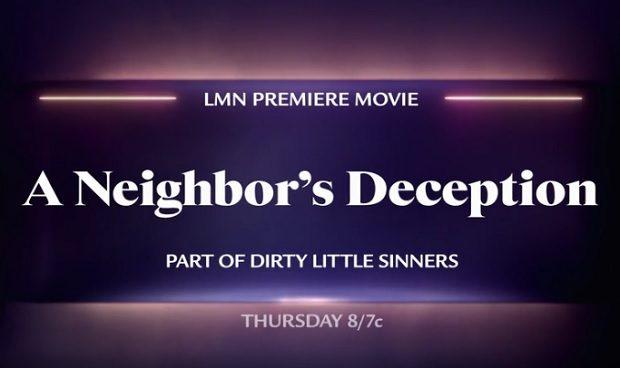 A Neighbor's Decepton LMN logo