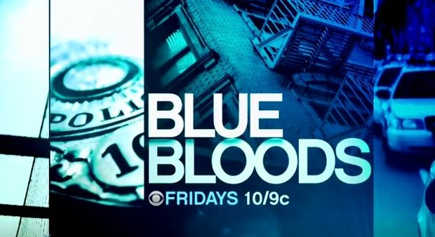 Blue Bloods CBS logo