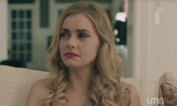 Brianna Brown as Gloria Secrets in Suburbia