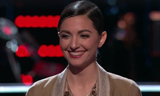 Lilli Passero The Voice Season 12 NBC Smiling