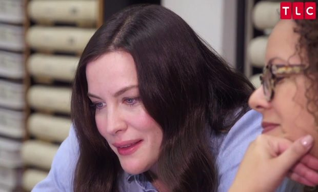 Liv Tyler on Who Do You Think You Are? TLC